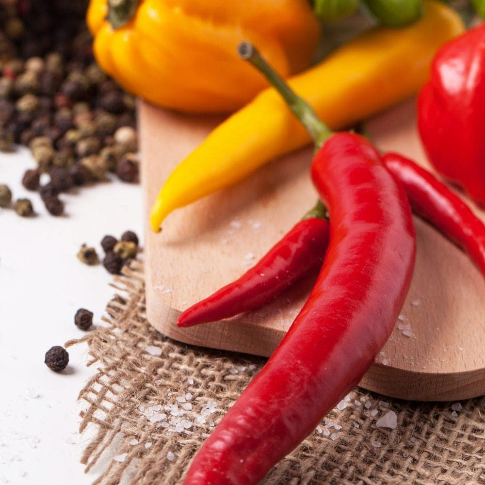 Pepper Recipes: How Spicy Is Your Chicken? (You Get To Choose)