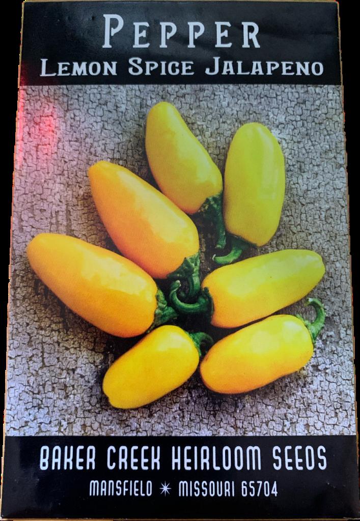 yellow jalapeno seeds
