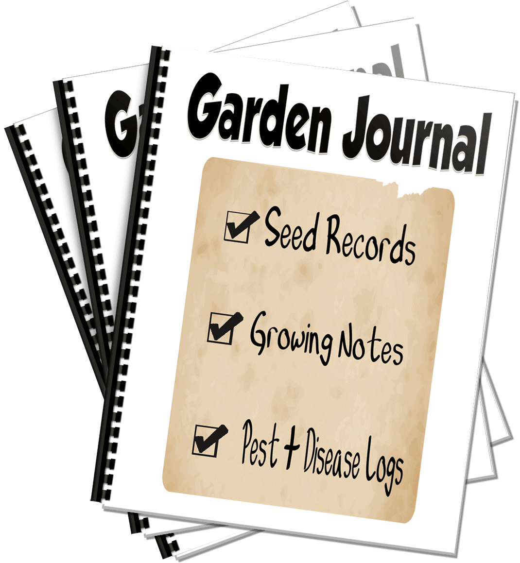 Pepper garden journal