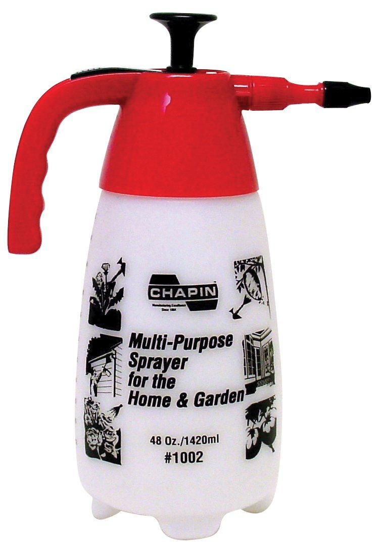 Chapin 1002 48-Ounce Hand Sprayer on Amazon