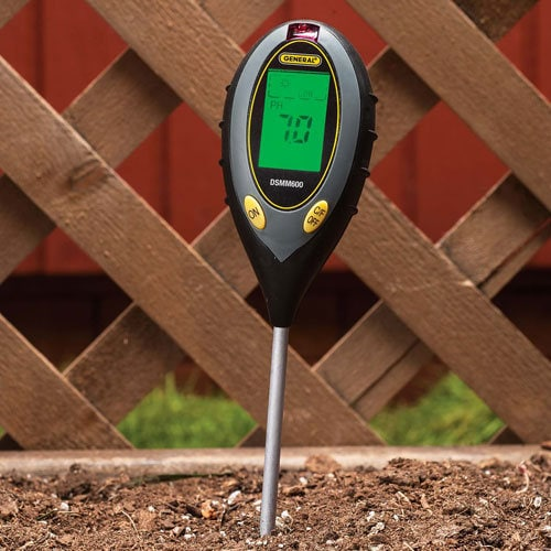 Soil Condition Test Kit Meter on Garrett Wade