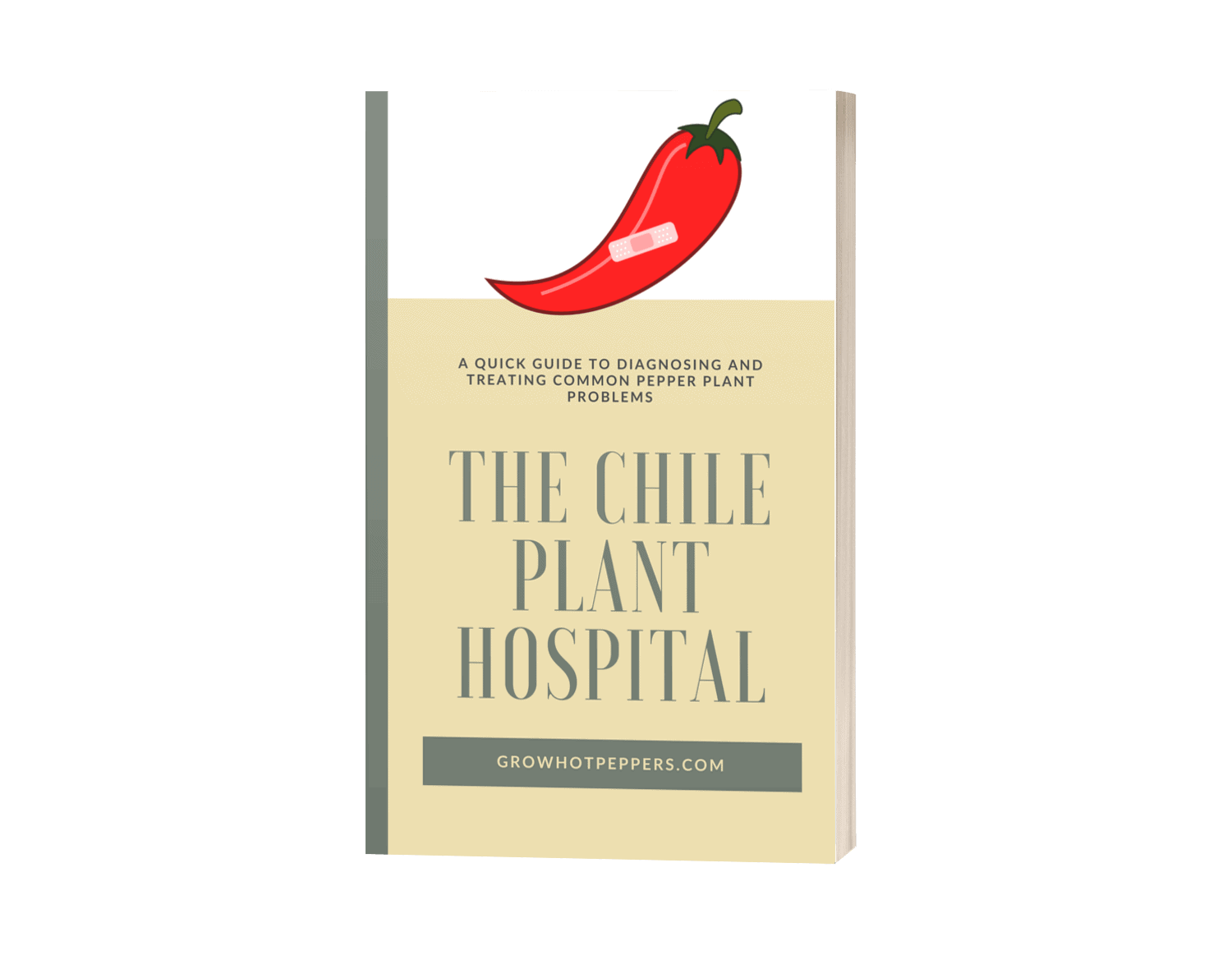 The Chile Plant Hospital Ebook image facing front