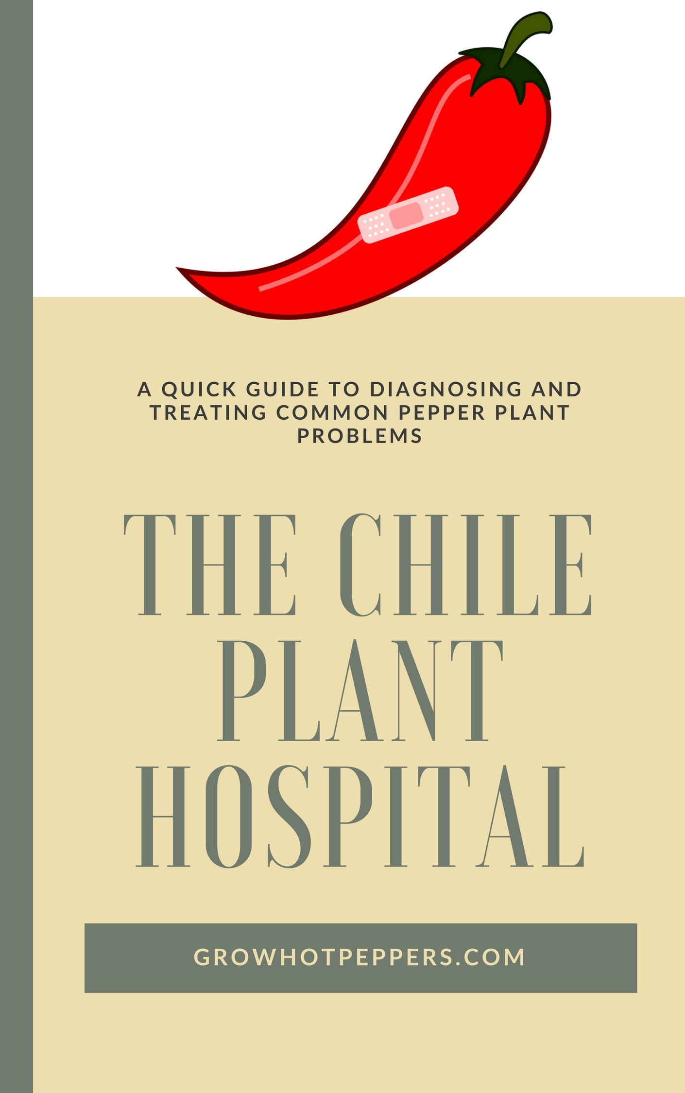 The Chile Plant Hospital Ebook Cover