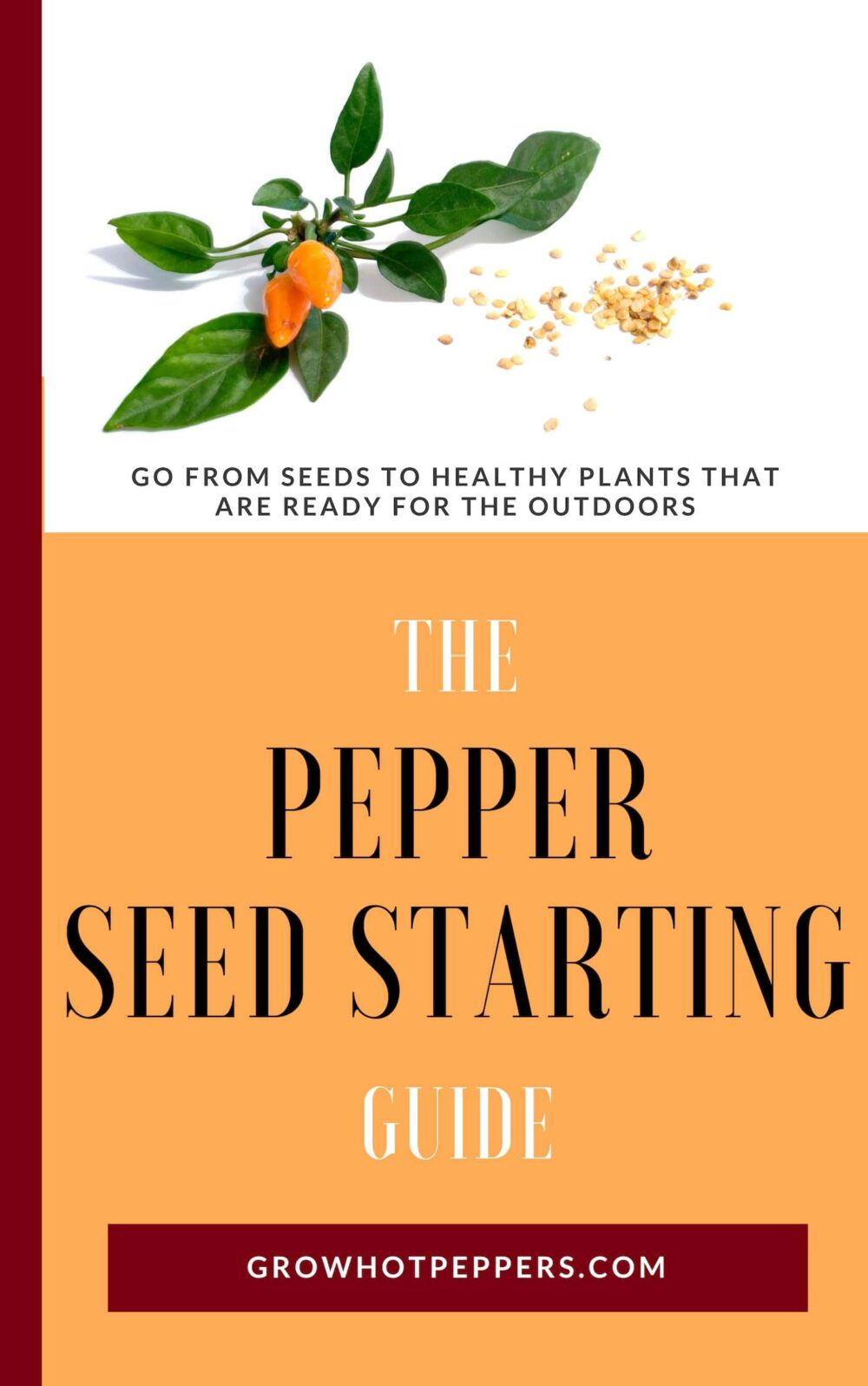 The Pepper Seed Starting Guide