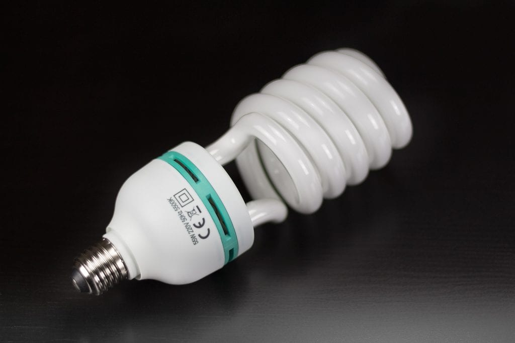cfl grow light bulb