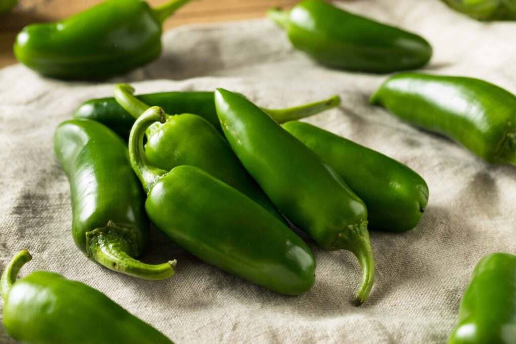 green cayenne pepper substitute jalapenos