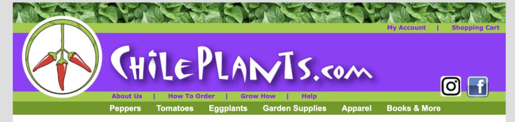 ChilePlants.com