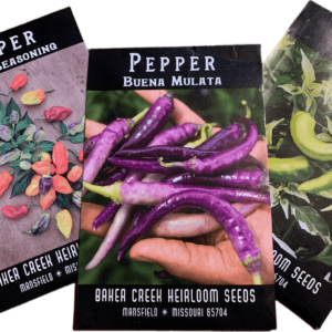 30 Places to Buy Pepper Seeds Online (Rare Peppers, Superhots and More)