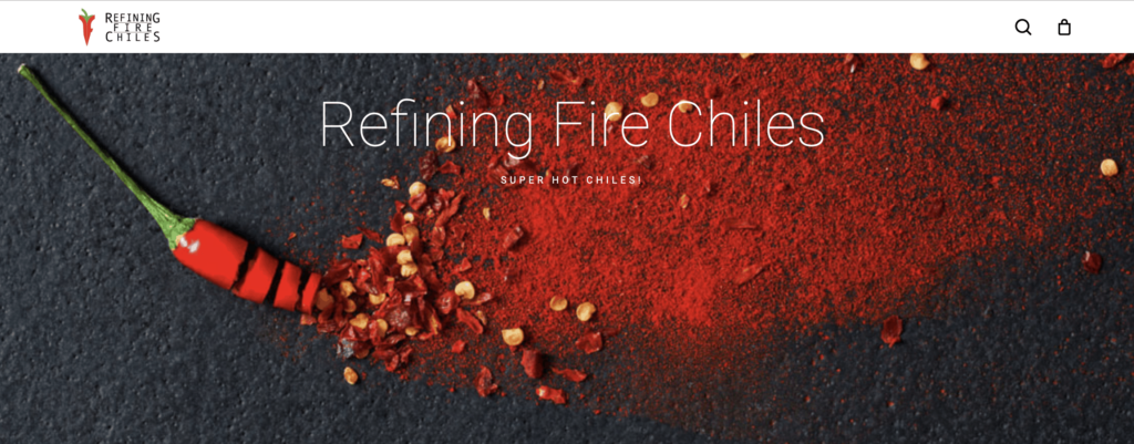 Refining Fire Chiles